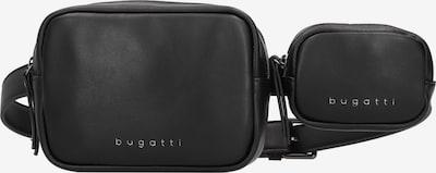 bugatti Gürteltasche in schwarz, Produktansicht