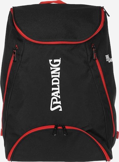 UHLSPORT Sportrugzak in de kleur Rood / Zwart / Wit, Productweergave