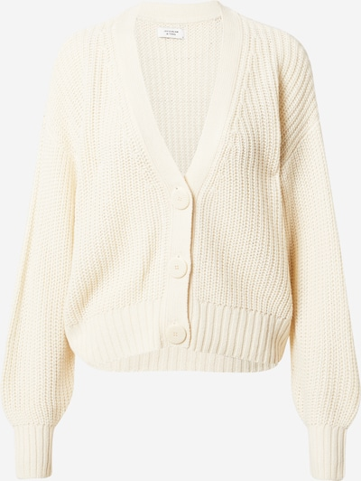 JACQUELINE de YONG Knit cardigan 'Nola Justy' in Pastel yellow, Item view