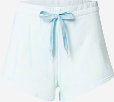 WEEKDAY Pantalon en bleu clair, Vue avec produit