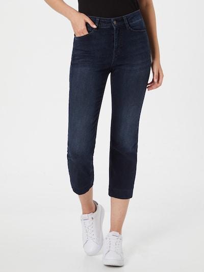 DRYKORN Jeans 'SPEAK' in dunkelblau, Modelansicht
