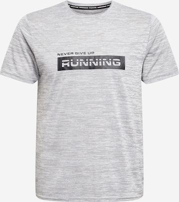 ENDURANCE Sportshirt 'Carbont' in Grau