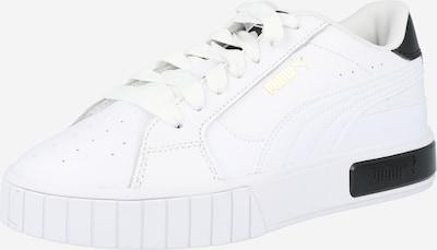 PUMA Baskets basses 'Cali Star' en noir / blanc, Vue avec produit