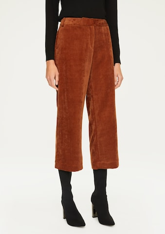 COMMA Chino Pants in Brown