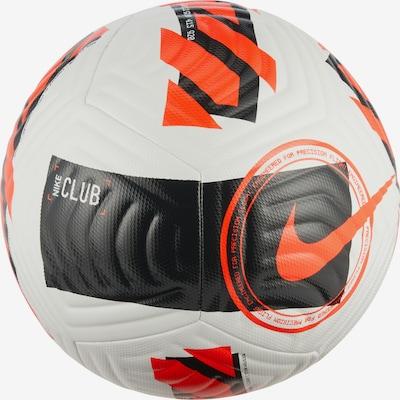NIKE Ball in neonorange / schwarz / weiß, Produktansicht