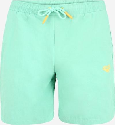 HI-TEC Športové nohavice - tyrkysová / žltá, Produkt