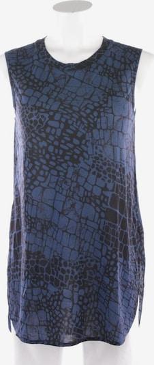 Vince Top / Seidentop in S in dunkelblau, Produktansicht
