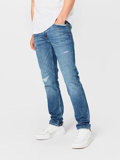 Pepe Jeans Jeans 'HATCH DARN' in blue denim, Modelansicht