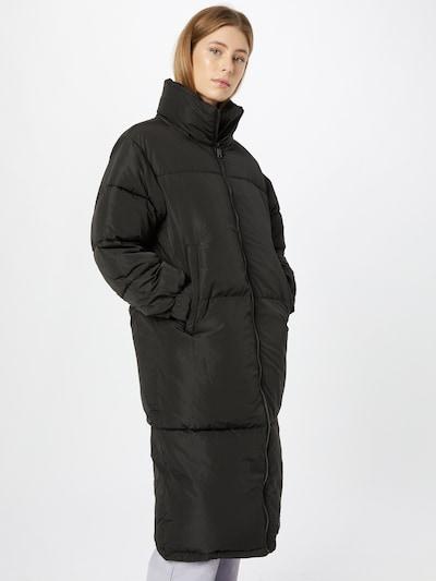Sixth June Winter Coat in Black, View model