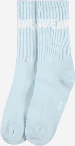 WEARKND Socken in Blau