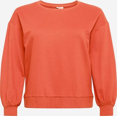 Felpa ONLY Carmakoma di colore arancione scuro, Visualizzazione prodotti