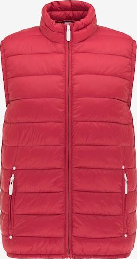 ICEBOUND Weste in rot, Produktansicht