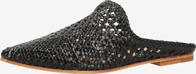 MELVIN & HAMILTON Pantoletten in schwarz, Produktansicht
