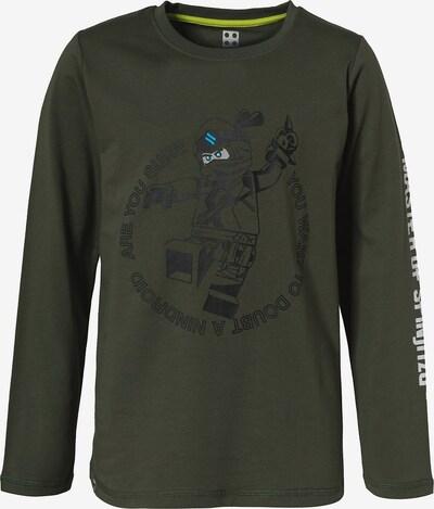 LEGO Langarmshirt in khaki / dunkelgrün, Produktansicht