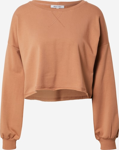 ABOUT YOU Sweatshirt 'Liam' in apricot, Produktansicht