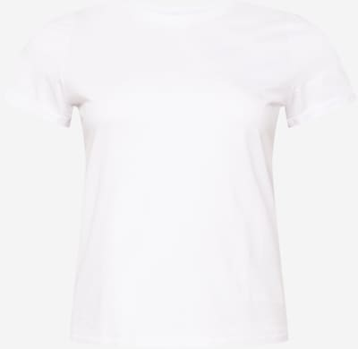Vero Moda Curve Shirt 'PAULA' in de kleur Wit, Productweergave