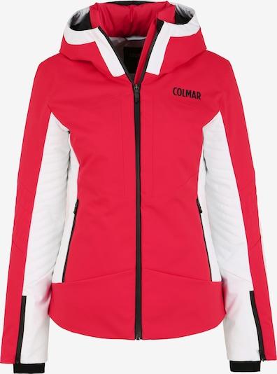 Colmar Winterjas in de kleur Rood / Wit, Productweergave