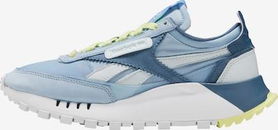 Reebok Classic Sneaker 'Legacy' in hellblau / neongrün / weiß, Produktansicht
