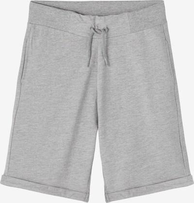 NAME IT Панталон 'Jan' в сив меланж, Преглед на продукта