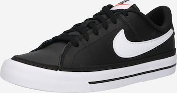 Nike SportswearTenisice 'Court Legacy' - crna boja