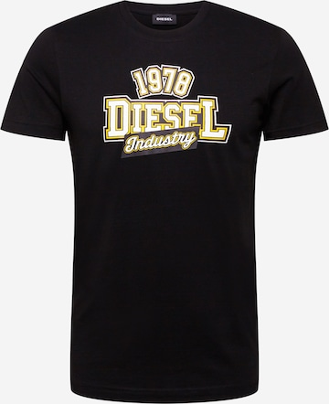 T-Shirt DIESEL en noir