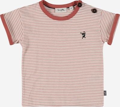 Marškinėliai iš Sanetta Pure, spalva – rožių spalva / balta, Prekių apžvalga