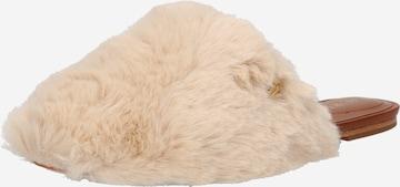 Pantoufle 'SOFIAH' Lauren Ralph Lauren en beige