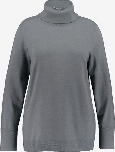 Ulla Popken Pullover in grau, Produktansicht