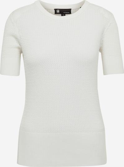 G-Star RAW Pullover ' Meshi ' in beige, Produktansicht