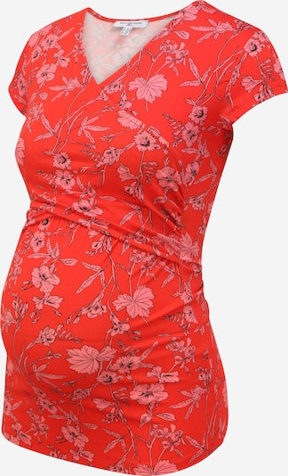 Envie de Fraise T-shirt 'FIONA' en rose / rouge / noir, Vue avec produit