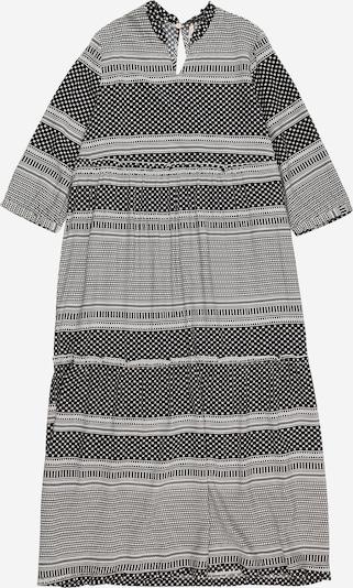 KIDS ONLY Kleid in schwarz / weiß, Produktansicht