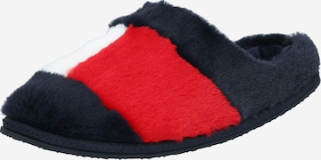 TOMMY HILFIGER Slippers in Blue
