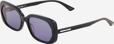 McQ Alexander McQueen Sunglasses in purple-blue / black, Item view