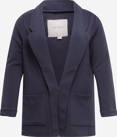 ONLY Carmakoma Blazer in blau, Produktansicht