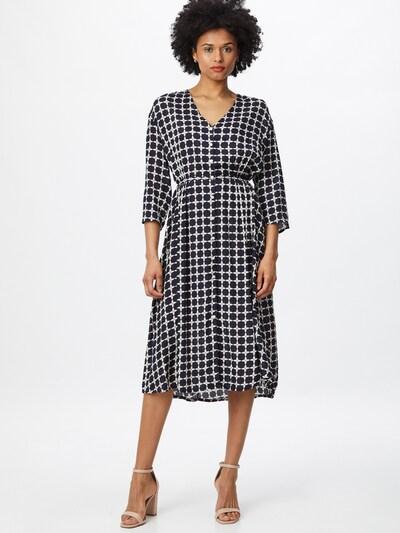 Masai Kleid 'Nini' in navy / weiß, Modelansicht
