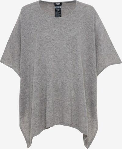 HALLHUBER Poncho in grau, Produktansicht