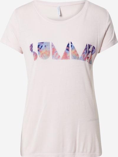 Stitch and Soul T-shirt in mischfarben / rosa, Produktansicht