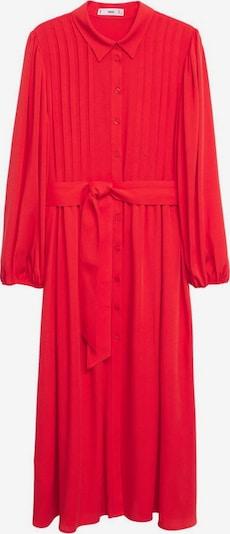 MANGO Kleid in rot, Produktansicht