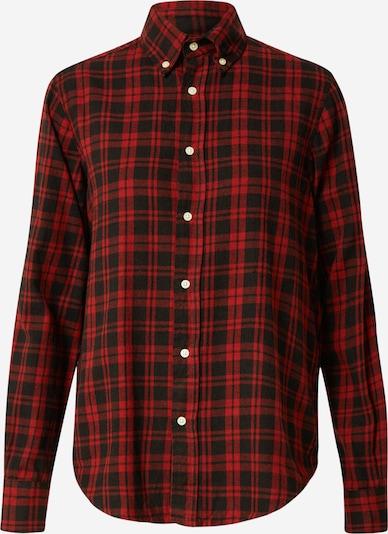 OVS Bluse in rot / schwarz, Produktansicht