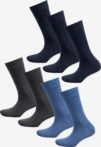 s.Oliver Socken in Blau