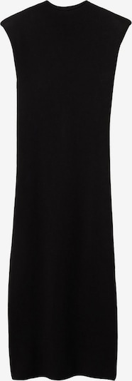 MANGO Knitted dress 'Audrey' in Black, Item view