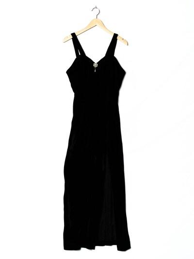 Nu-Mode Samtkleid in S in schwarz, Produktansicht