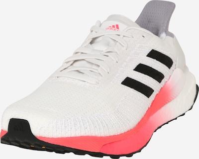 Bėgimo batai iš ADIDAS PERFORMANCE , spalva - pilka / rožinė / balta, Prekių apžvalga