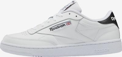 Reebok Classics Sneaker 'Club C 85' in schwarz / weiß, Produktansicht