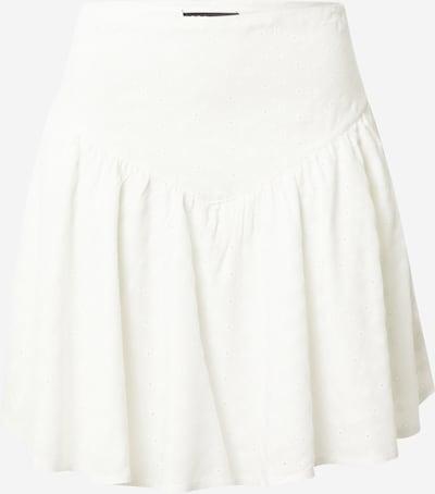 Fustă DeFacto pe alb, Vizualizare produs