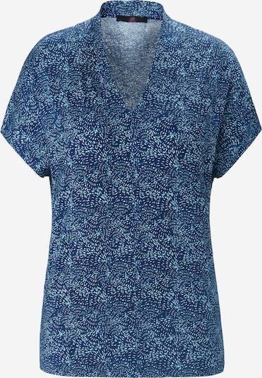 Emilia Lay Shirt in de kleur Blauw / Lichtblauw / Donkerblauw, Productweergave