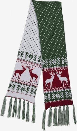 Urban Classics Sjaal 'Christmas Scarf' in de kleur Gemengde kleuren, Productweergave