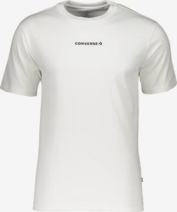 CONVERSE Shirt in Weiß