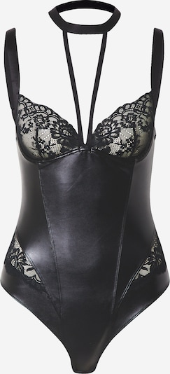 ABOUT YOU x hunkemöller Body 'Arsenia' in de kleur Zwart, Productweergave