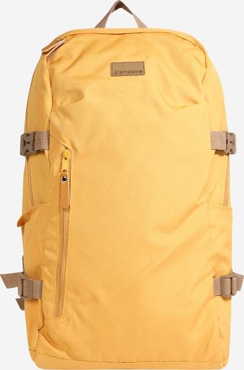ICEPEAK Športni nahrbtnik 'GLASCO' | rumena barva, Prikaz izdelka
